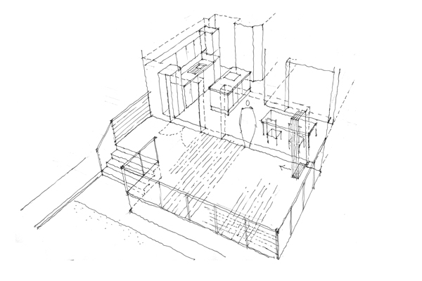 Awarchitects Drawings Sample Architectural Drawings